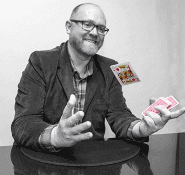 Scott John - Magician for Hire in Carlisle